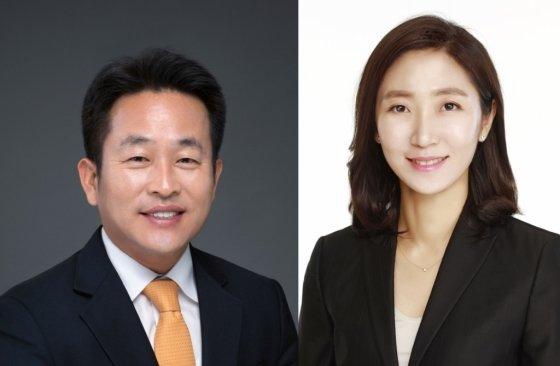 하나투어가 26일 이사회를 열고 송미선 신임 공동대표(오른쪽)를 선임, 김진국·송미선 각자대표체제로 전환한다고 밝혔다. /사진=하나투어