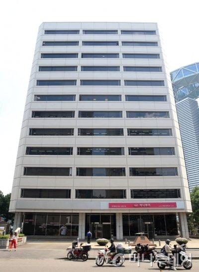 서울 종로구에 위치한 하나투어 본사 전경. /사진=머니투데이DB
