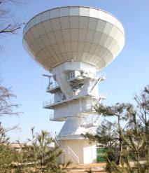 KVN 전파망원경/자료사진=천문연