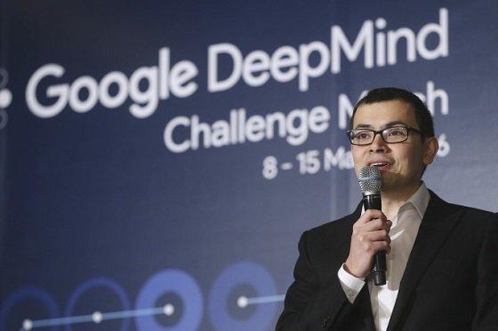 구글 딥마인드의 창업자인 데미스 허사비스 최고경영자(CEO)/사진=구글코리아