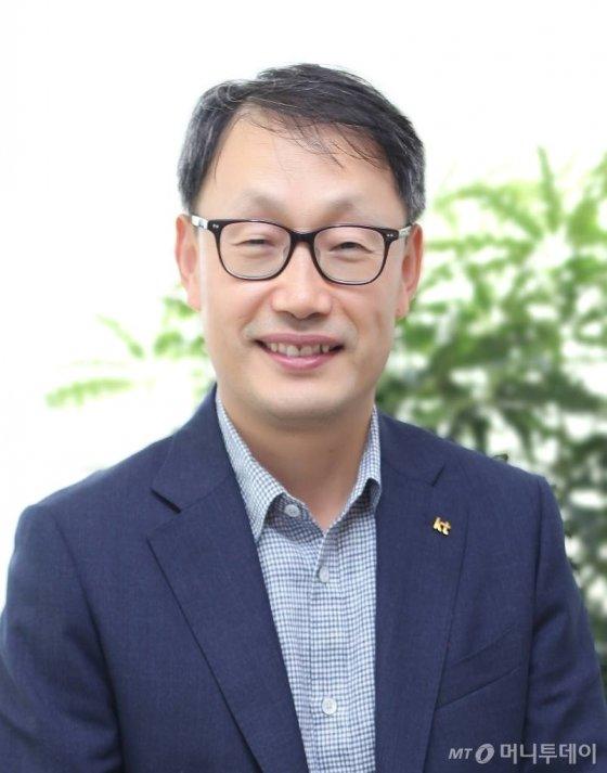 구현모 KT CEO / 사진제공=KT