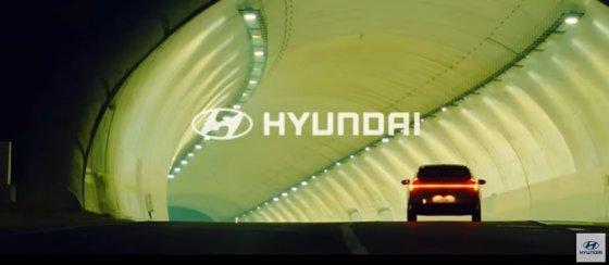 현대차 '올 뉴 아반떼'. /사진=현대차 유튜브 영상 캡처