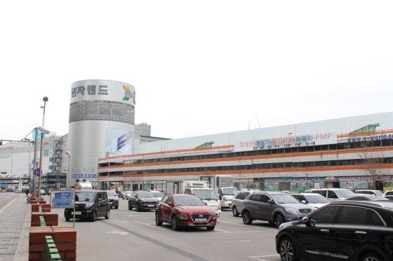 서울 용산구 전자랜드 전경./사진=이재윤 기자