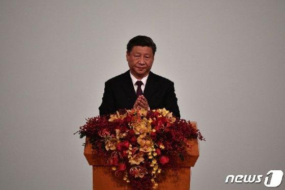 시진핑(習近平) 중국 국가주석,. © AFP=뉴스1