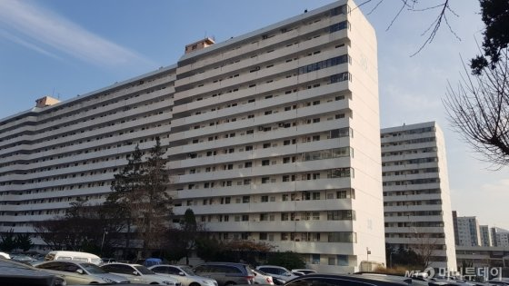 서울 강남구 대치동 은마아파트 모습/사진= 박미주 기자