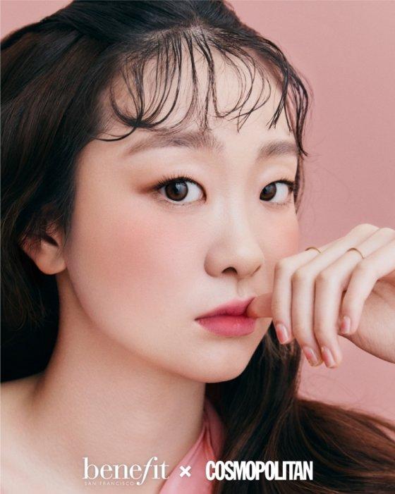 배우 김다미 /사진제공=베네피트