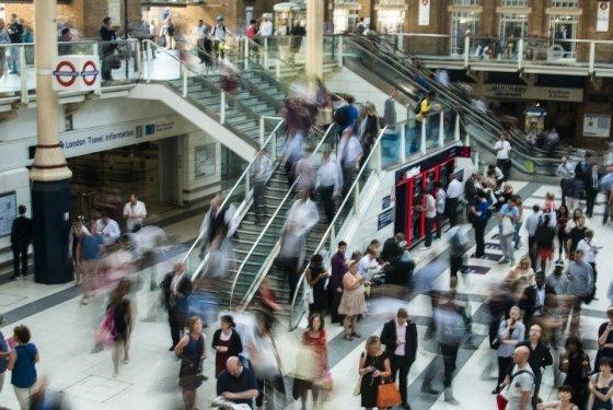 런던 지하철역 /사진=pixabay