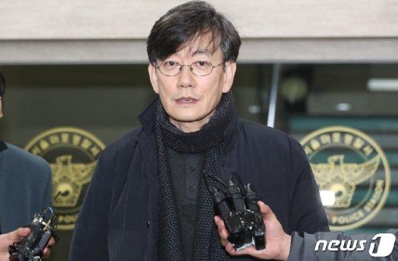 손석희 JTBC 대표 © News1 허경 기자
