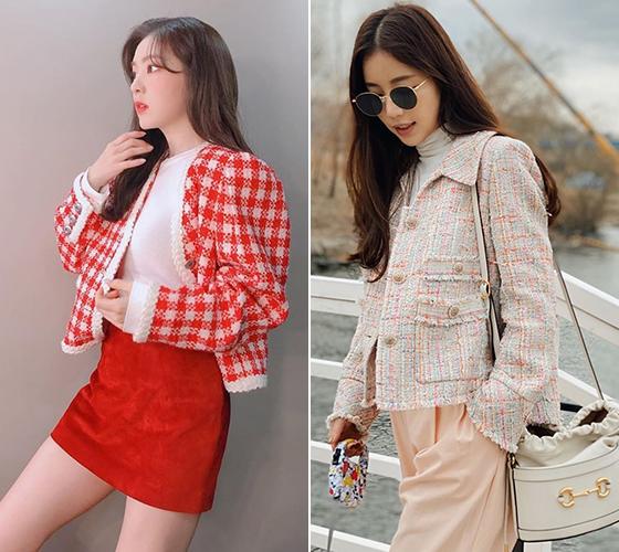 그룹 레드벨벳 아이린, 배우 기은세/사진=각 스타 인스타그램