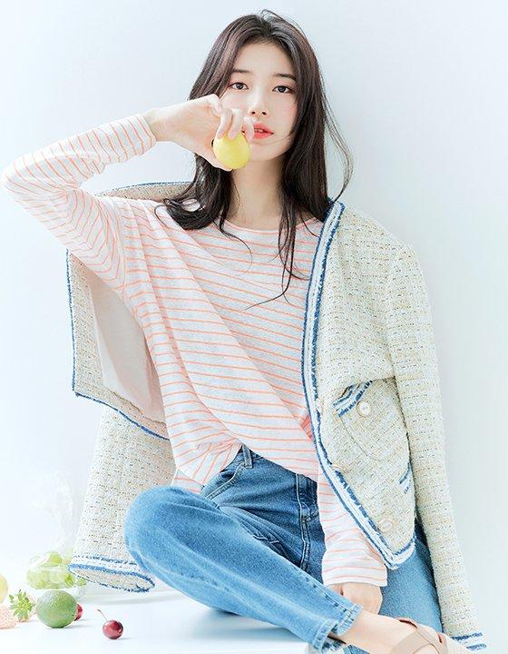 가수 겸 배우 수지/사진제공=게스