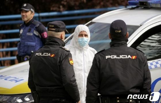 스페인도 중국 넘어서…코로나19 확진자 8만5천명 돌파