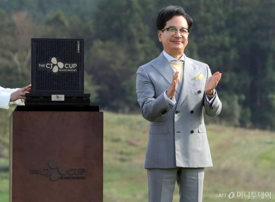 이재현 CJ회장, 3개 상장사 보수 124.5억…23% 줄었다
