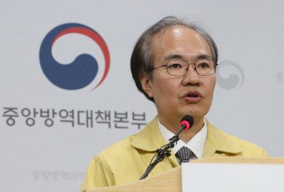권준욱 중앙방역대책본부 부본부장. /사진=뉴시스