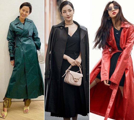 방송인 김나영, 배우 박민영, 가수 겸 배우 수지/사진=김나영 인스타그램, 토즈, 카린