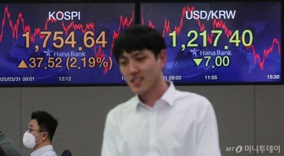 '삼성전자에 몰빵' 동학개미…증시에 온기 안돈다