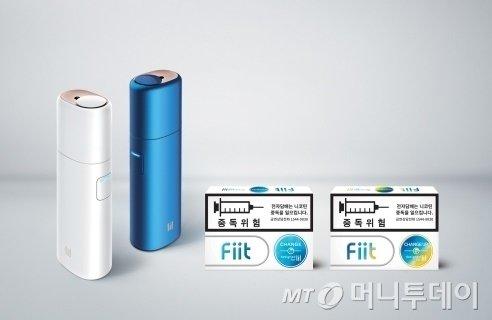 KT&G의 궐련형 전자담배 '릴'/사진제공=KT&G