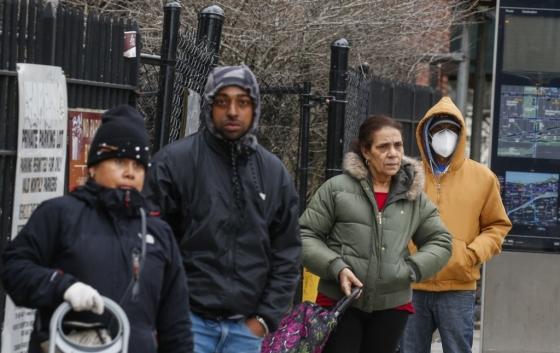 美뉴욕, 사망자만 하루 400명 이상 폭증