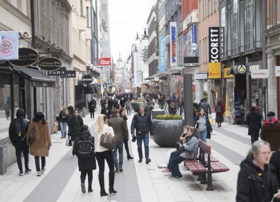 스웨덴, 외출제한 없는 이유