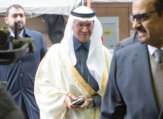 사우디 에너지부 장관 압둘아지즈 빈 살만 왕자. /사진=AFP