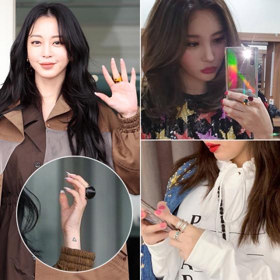 /사진=배우 한예슬, 가수 선미, 현아 인스타그램