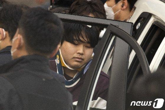 텔레그램 '박사방' 운영자 조주빈. 2020.3.25/뉴스1 © News1 송원영 기자