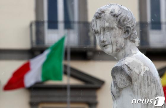 코로나19 최악 피해 이탈리아 국가신용 '정크 추락' 주목