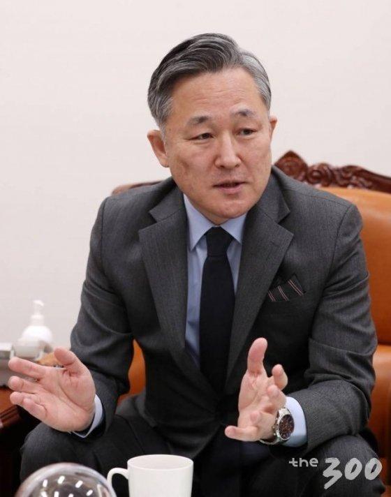 표창원 더불어민주당 의원/사진= 김휘선