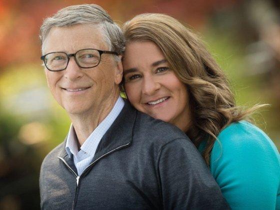빌 게이츠와 멜린다 게이츠 부부/사진제공=빌 게이츠 페이스북.
