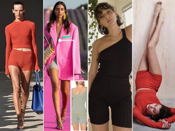 /사진=살바토레 페라가모, 자크뮈스 2020 S/S 컬렉션, 모델 벨라 하디드, 패션 에디터 알리사 코스카렐리 인스타그램