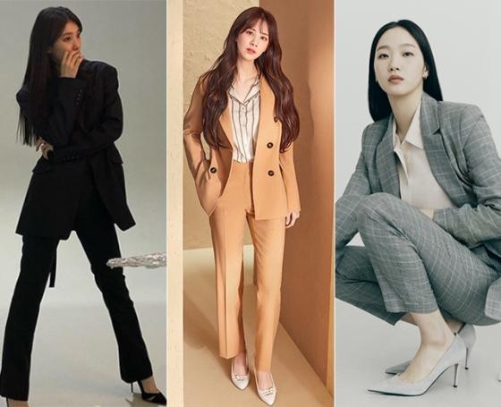 /사진=배우 수지, 서현, 김고은 인스타그램