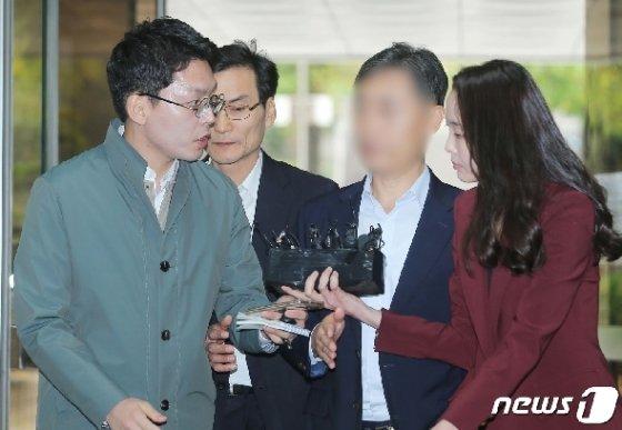 버닝썬 사건에서 클럽과의 유착 의혹을 받는 윤모 총경/뉴스1 © News1 성동훈 기자