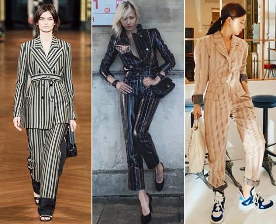 /사진=스텔라 맥카트니 2020 S/S 컬렉션, 모델 수주, 배우 기은세 인스타그램