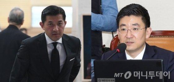 홍정욱 전 한나라당 의원(왼쪽) /사진=머니투데이DB김세연 미래통합당 의원(오른쪽) /사진=홍봉진 기자