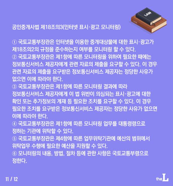 [카드뉴스] '부동산 허위매물' 이제 그만!