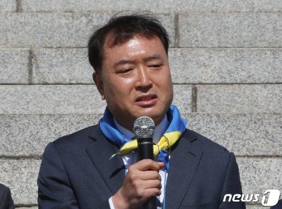황희석 전 법무부 인권국장. 2020.03.22/뉴스1 © News1 박세연 기자