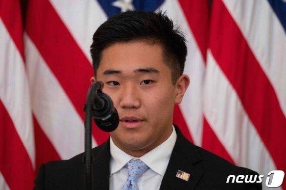 김 토마스 진용. /AFPBBNews=뉴스1.