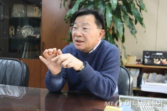 김진백 디오 대표 / 사진=김유경