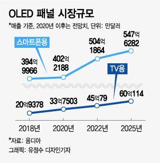 """""""10년차 이상 전문가 우대""""…중국, 노골적 OLED기술 약탈"""