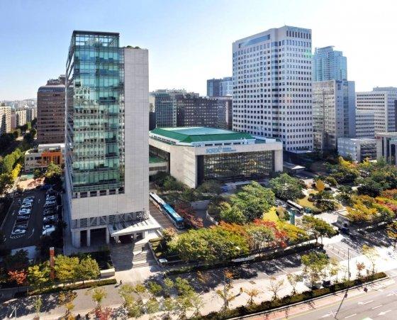 한국거래소 서울사옥 / 사진제공=한국거래소