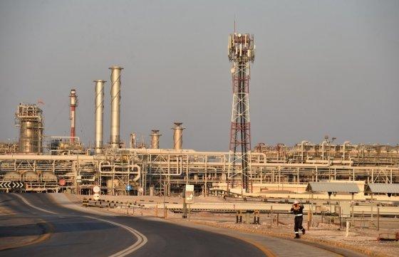 사우디아라비아 아람코의 정유시설. /사진=AFP