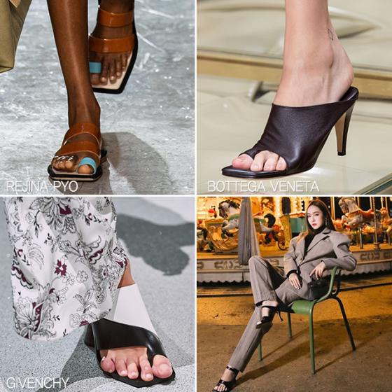 /사진=레지나 표, 보테가 베네타, 지방시, 패션사업가 제시카 인스타그램
