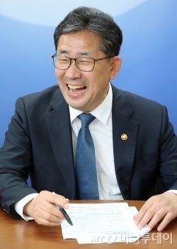"""박양우 장관 """"문화콘텐츠 숨소리조차 수치화…'K방역'처럼 위기를 기회로"""""""