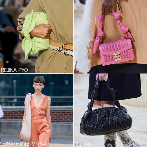 /사진=레지나 표, 미우 미우, 조나단 심카이 2020 S/S 컬렉션