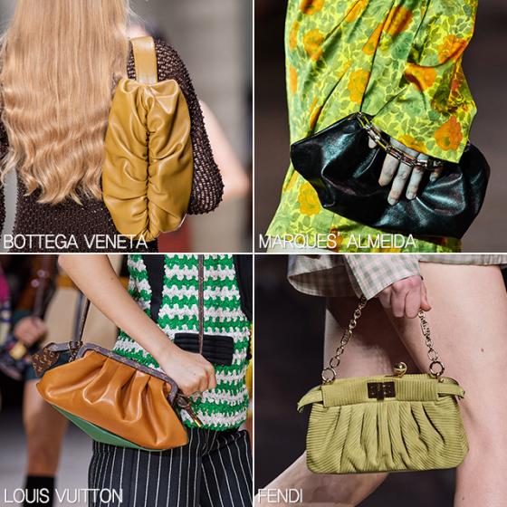 /사진=보테가 베네타, 마르케스 알메이다, 루이 비통, 펜디 2020 S/S 컬렉션