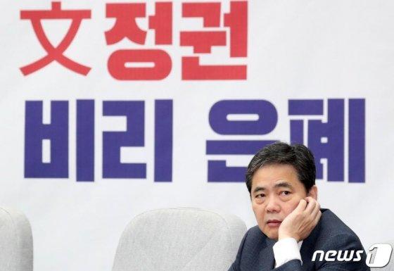 곽상도 미래통합당 의원/사진=뉴스1
