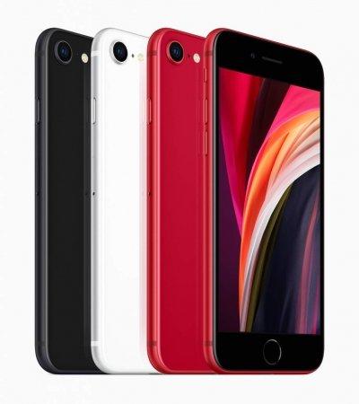 애플 보급형 스마트폰 아이폰SE / 사진제공=애플
