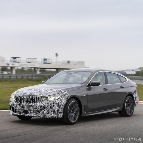 더 뉴 BMW 6시리즈/사진제공=BMW 코리아