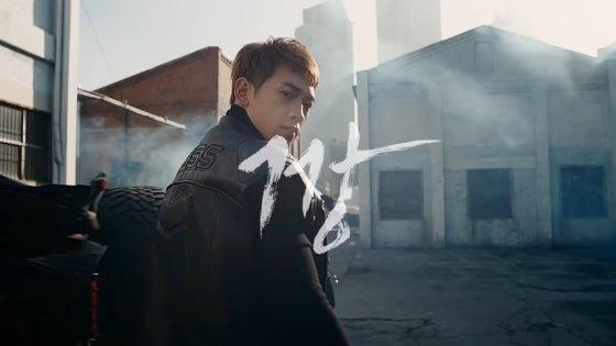 가수 비의 '깡' 뮤직비디오 / 사진=깡 공식 뮤직비디오 캡처