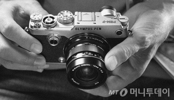 올림푸스 카메라 PEN-F /사진=올림푸스