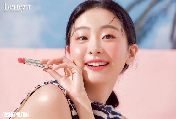 브랜드 모델 배우 김다미 /사진제공=베네피트